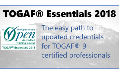 What is TOGAF® Essentials 2018?